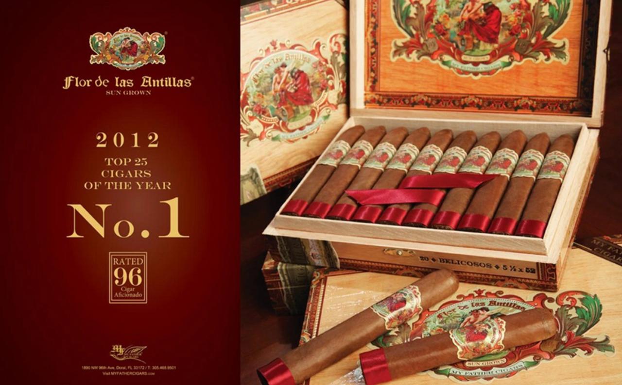 My Father Cigars - Flor de las Antillas - Toro