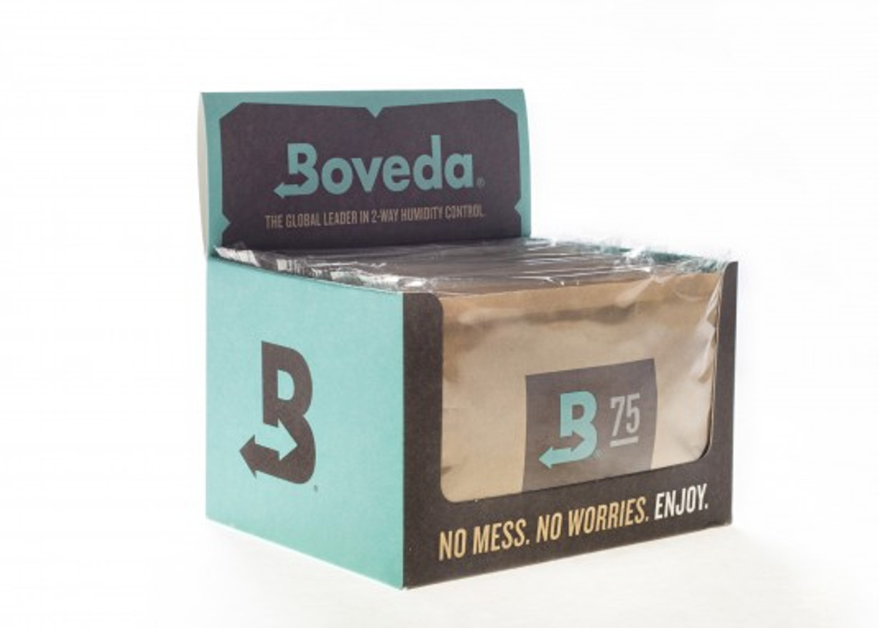Boveda 72% Cube (12 Pack)