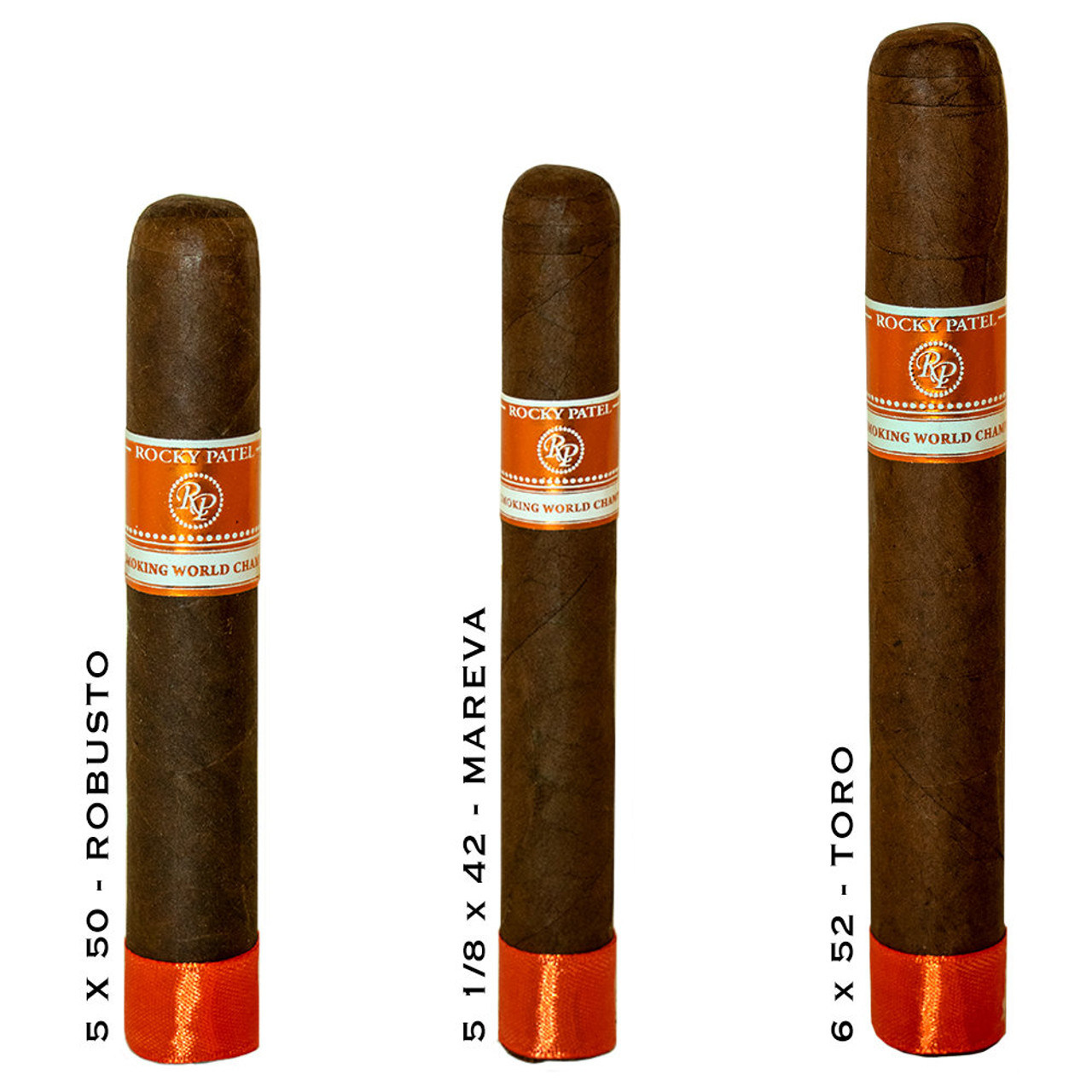 Rocky Patel - Cigar Smoking World Championship