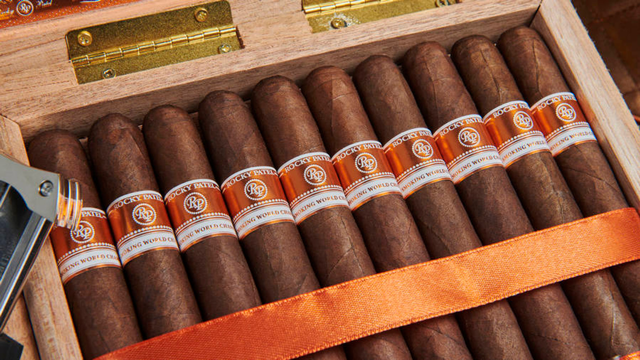 Rocky Patel - Cigar Smoking World Championship - Robusto
