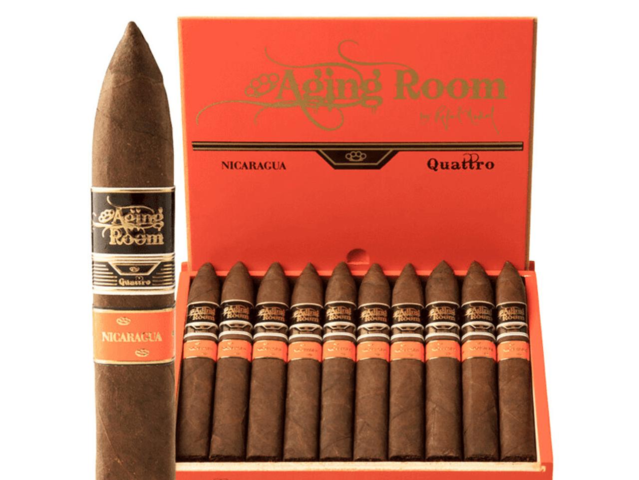 Aging Room Quattro Maestro