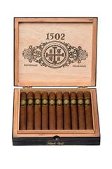 1502 Black Gold Conquistador Box Pressed