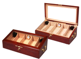 Tabletop Humidor with Glass