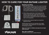 Xikar Instructions
