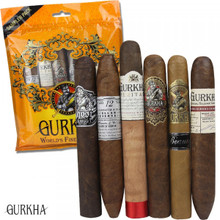 Gurkha Toro Fresh Pack - Sampler of 6