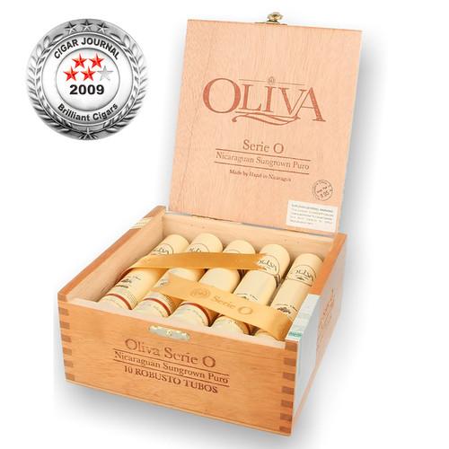 Oliva Serie O Robusto Tube