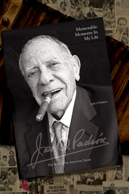 Padron Book - Memorable Moments In my Life