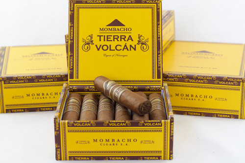 Mombacho Tierra Volcan - Classico (Robusto)