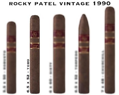 Rocky Patel - Vintage 1990 - Toro