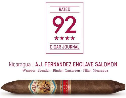 AJ Fernandez Enclave Habano Figurado