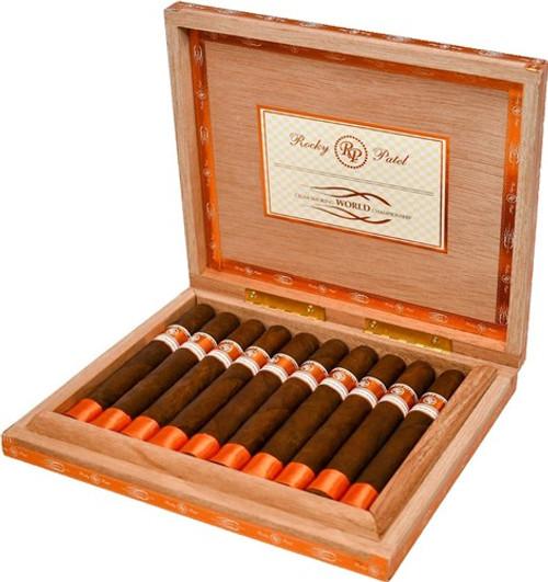 Rocky Patel - Cigar Smoking World Championship - Mareva