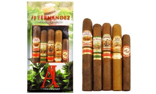 AJ Fernandez Robusto Sampler