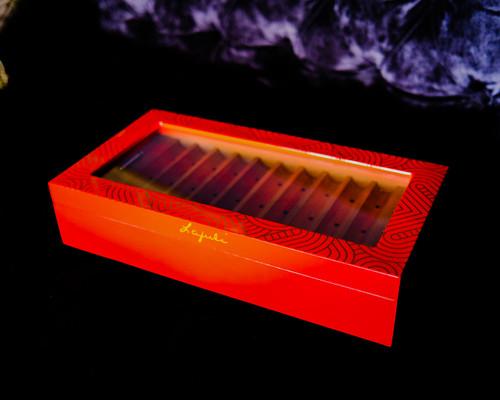 Humidor Red 20-30 Cigars