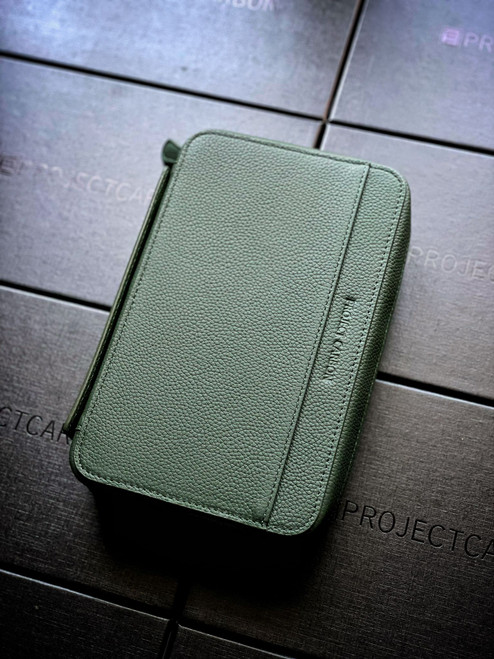 Project Carbon Gamma Ray Green Travel Case