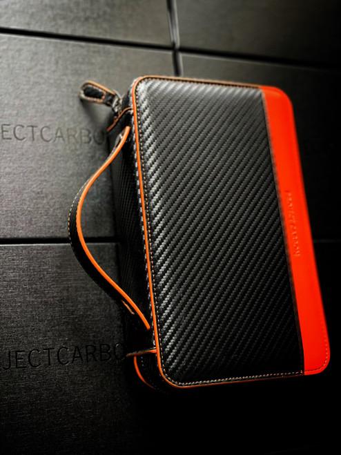 Project Carbon - Carbon Fiber Orange