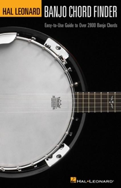 Banjo Chord Finder (6 Inch. x 9 Inch. Edition)