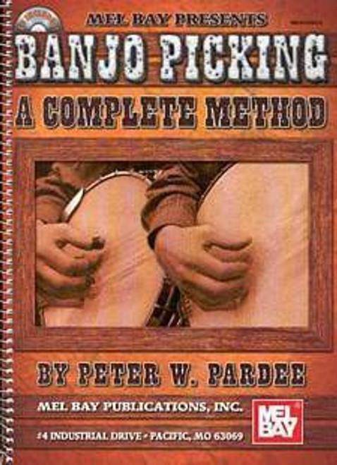 Banjo Picking: A Complete Method CD Edition