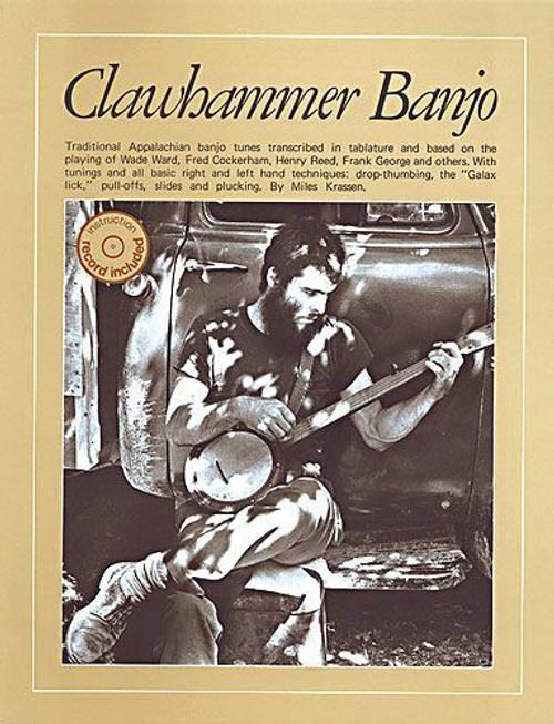 Clawhammer Banjo  CD Edition