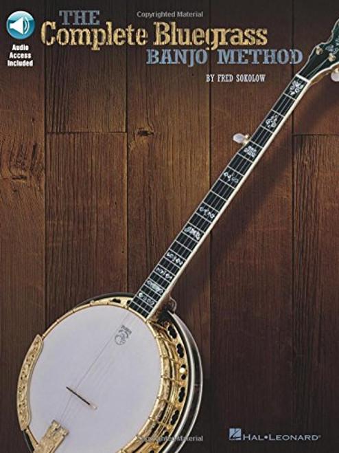 Complete Bluegrass Banjo Method CD Edition