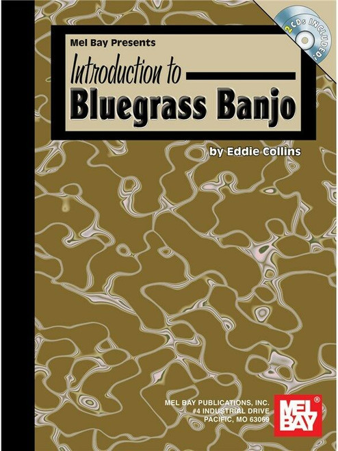 Introduction to Bluegrass Banjo CD Edition