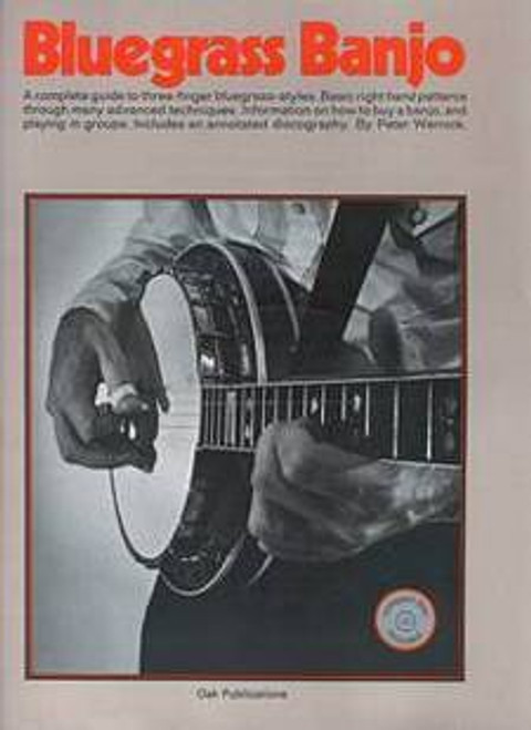 Mel Bay's Bluegrass Banjo