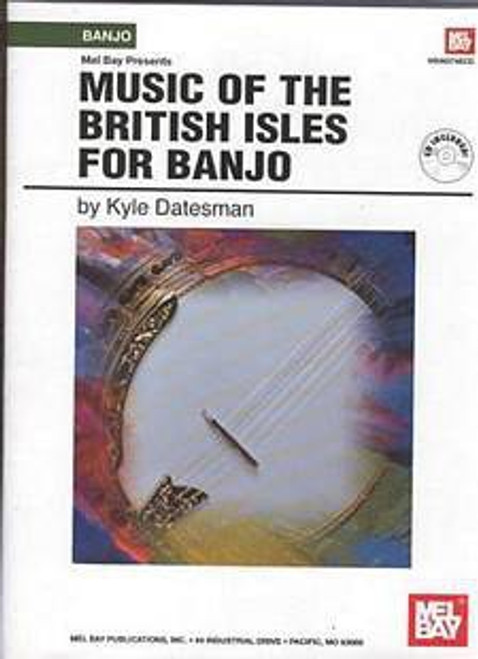 Music of the British Isles for Banjo CD Edition