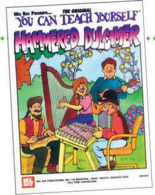 You Can Teach Yourself Hammered Dulcimer CD/DVD Edition