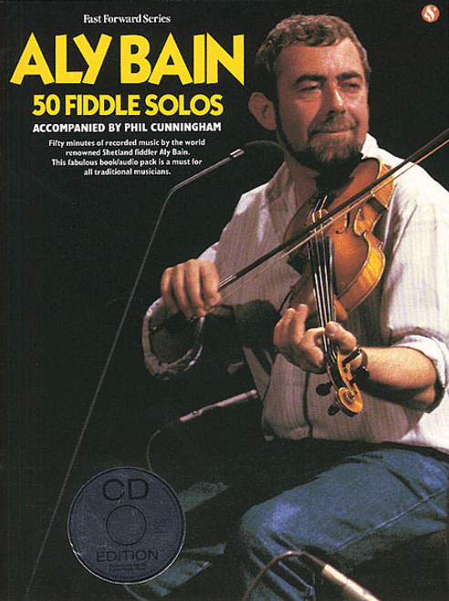 50 Fiddle Solos, Ali Bain (CD Ed)