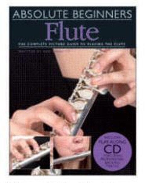 Absolute Beginners Flute - CD Edition