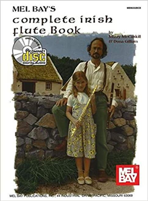 Complete Irish Flute Book  CD Edition