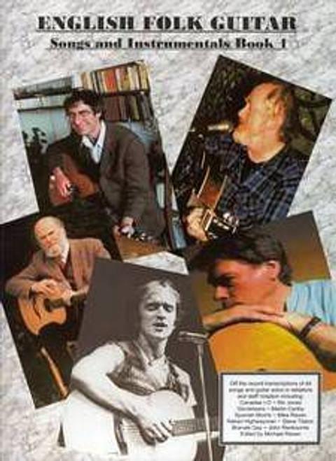 English Folk Guitar Book 1