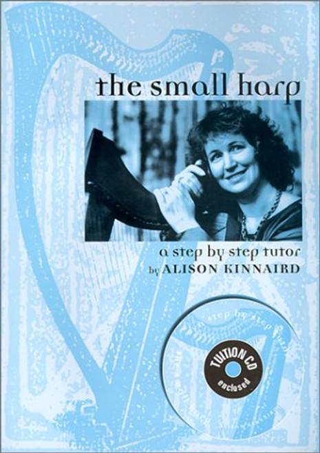 Alison Kinnaird The Small Harp Tutor Book & CDAudio Download