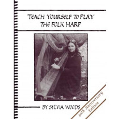 Teach Yourself Folk Harp book