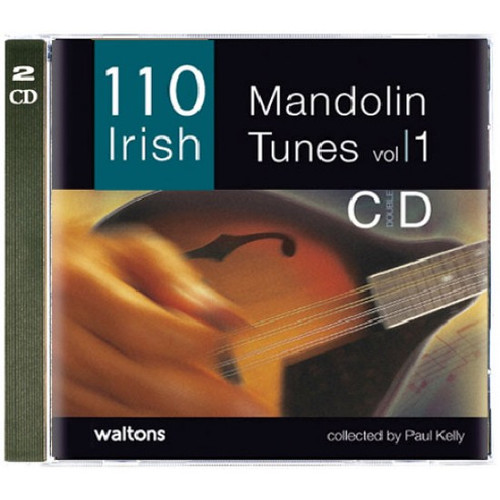 110 Irish Mandolin Tunes Vol 1 CD