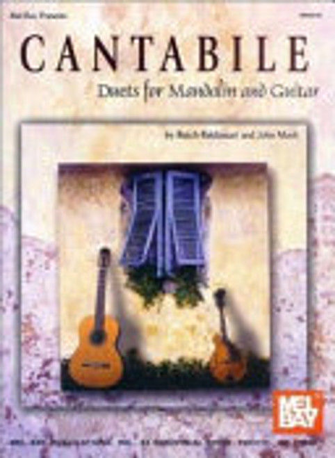 Cantabile, Duets for Mandolin & Guitar