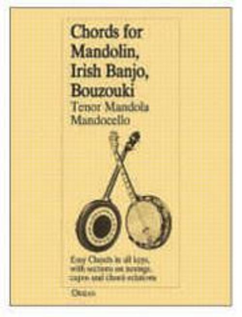 Chords for Mandolin, Irish Banjo, Bouzouki,