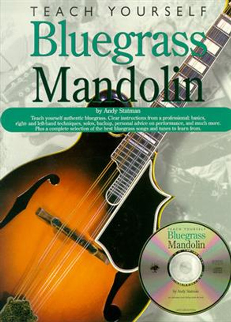Teach Yourself Bluegrass Mandolin CD Edition