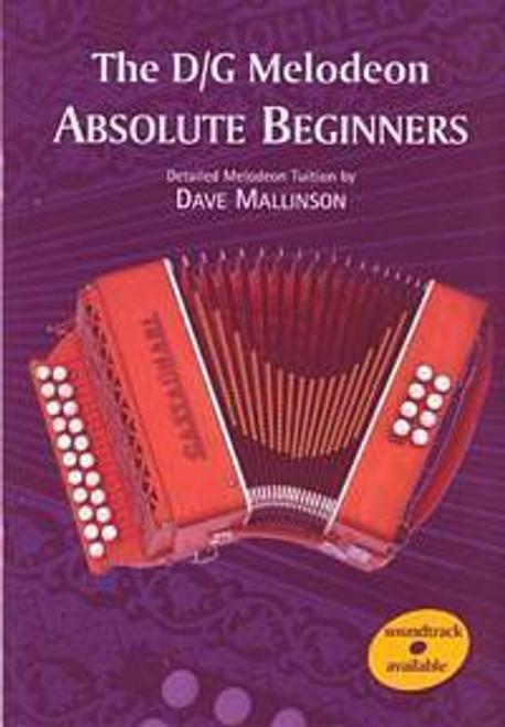 Absolute Beginners D/G melodeon - Mallinson