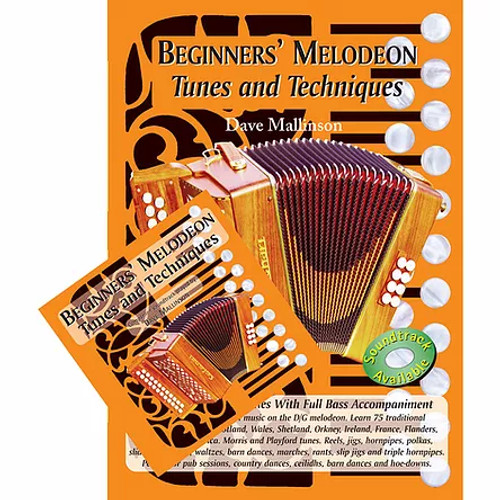 Beginners' Melodeon Tunes and Techniques