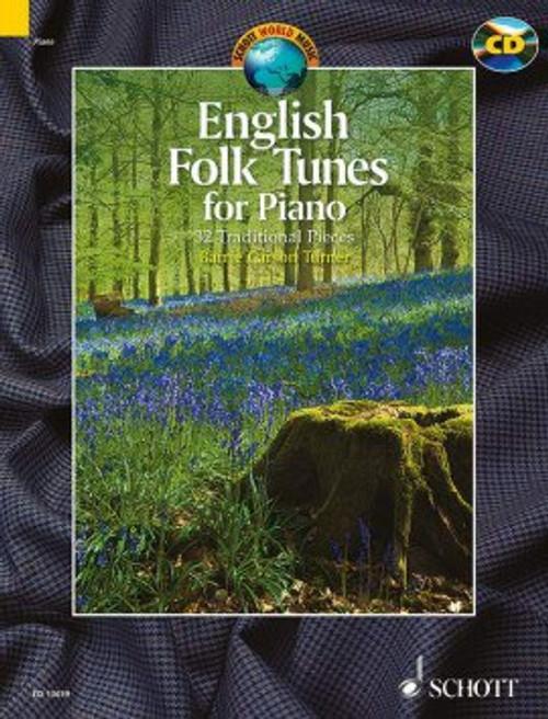 English Folk Tunes for Piano