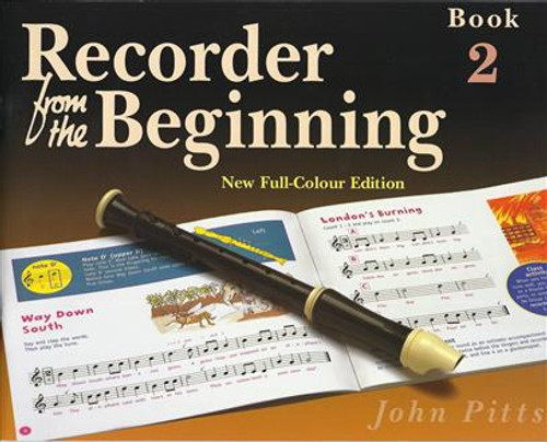 Recorder From The Beginning Pupils Book 2