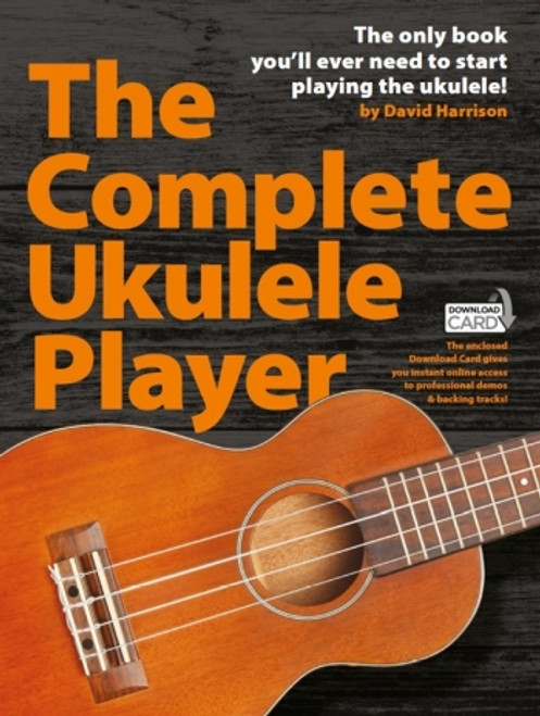 Complete Ukulele Player with Download card