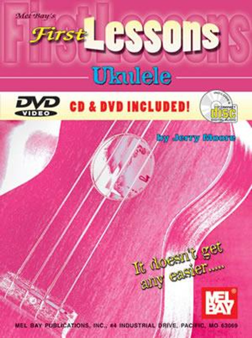 First Lessons Ukulele, CD Edition