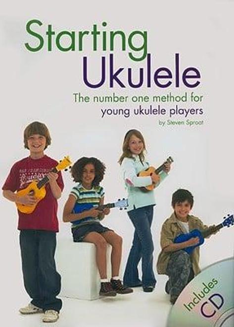Starting Ukulele - Sproat