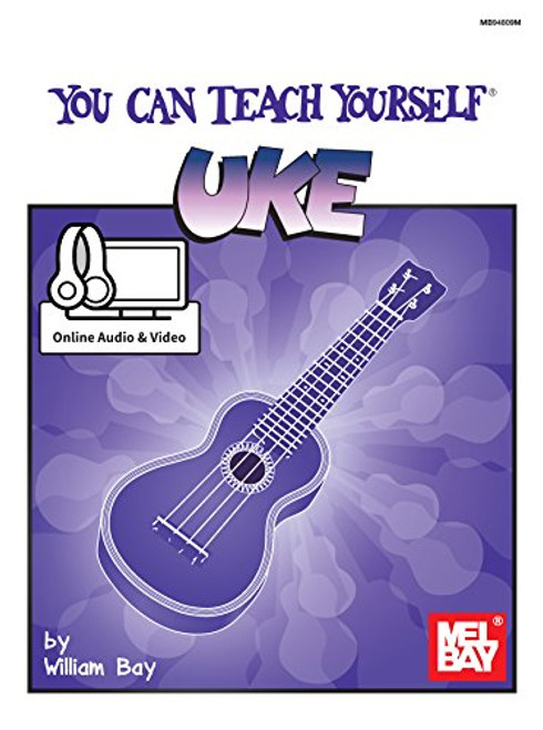 You Can Teach Yourself Ukulele Book & Download