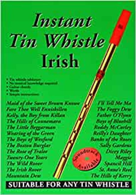 Instant Tin Whistle Irish