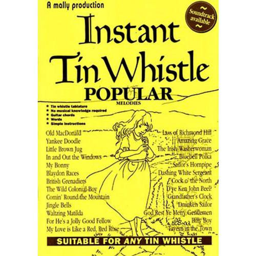 Instant Tin Whistle Popular