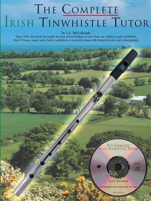 The Complete Irish Tinwhistle Tutor CD edition