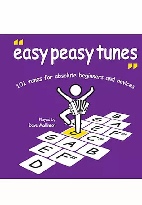 Easy Peazy Tune Book CD