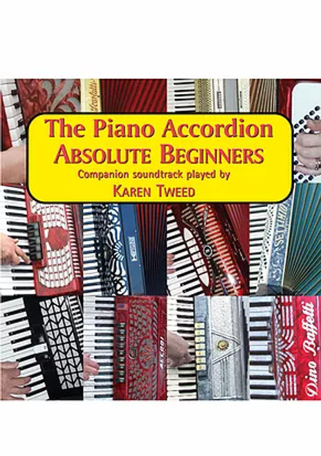 The Piano Accordion Absolute Beginners CD